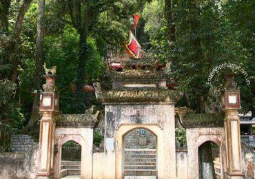 Đền Đuổm tỉnh Thái Nguyên