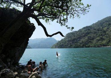 Cảnh đẹp Hồ Ba Bể - Bắc Kạn