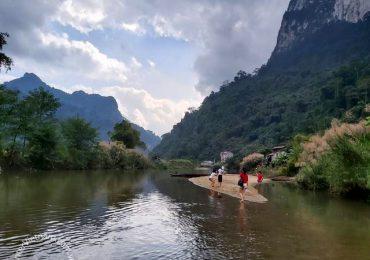 Điểm du lịch Sông Năng - Hồ Ba Bể -Bắc Kạn