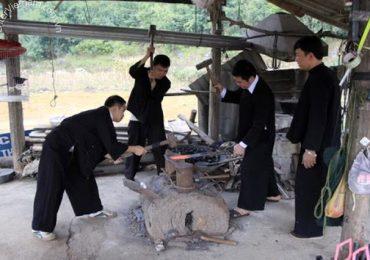 Du lịch khám phá làng rèn Phúc Sen Cao Bằng