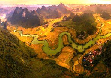 Du lịch ngắm cảnh non nước Cao Bằng
